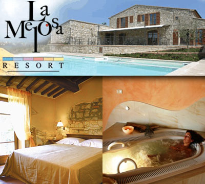 LA MELOSA RESORT